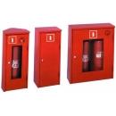Шкафы пожарные, щиты, двери противопожарные, пожарный инвентарь