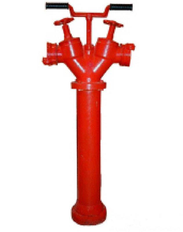 фото колонка пожарная