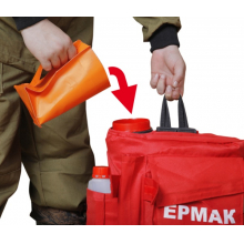 """Ранцевый лесной огнетушитель РП-18 """"Ермак"""""""