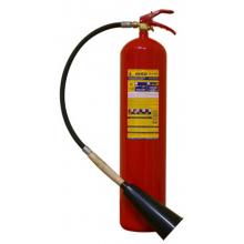 огнетушитель углекислотный
