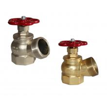 Клапаны пожарных кранов КПК-50-1, КПК-50-2 угловые