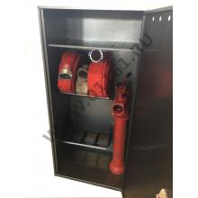 Антивандальный шкаф для хранения пожарного оборудования