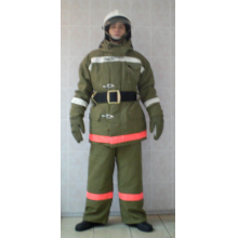Боевая одежда пожарного БОП-1 «Пировитекс»