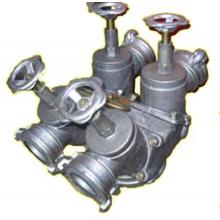 Разветвление рукавное четырехходовое РЧ-90