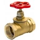 Латунный клапан пожарного крана