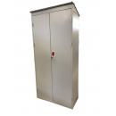 Шкафы для хранения газовых баллонов