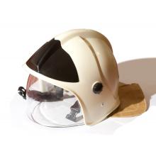 Шлем каска ШКПС Белый/Черный