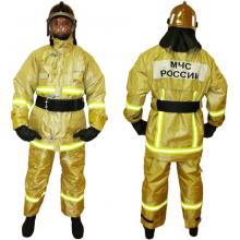 Боевая одежда пожарного БОП 701 (0/8ВПП)