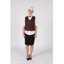 блузка буфетчика женская