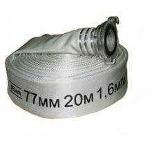 Напорный пожарный рукав РПМ(В)-50-1,6-ИМ-УХЛ1  (5ELEM)