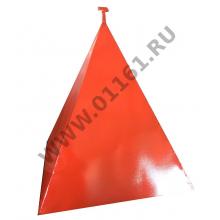 Пирамида для гидранта 750х750х900 неутепленная