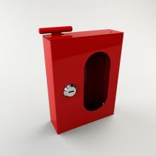 Ключница пожарная кл-01 (1 ключ)