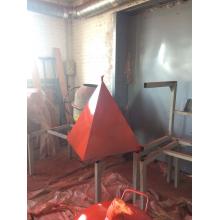 пожарная пирамида, пирамида +для пожарного гидранта