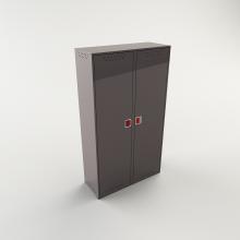 Шкаф для хранения газовых баллонов ШГБ-02