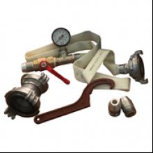 Гидротестер пожарных кранов ГПК-50/65