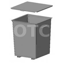 Контейнер для ТБО 0,75 куб.м.