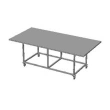 Передвижной многофункциональный стол для промышленных работ (Арт. Стол-04)