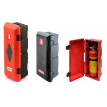 Пенал для огнетушителя Daken, пластик 6 кг, Д=150-170 мм, 310х611х250 Премиум