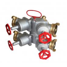 Разветвление четырехходовое РЧ-150 Л-А-2,0